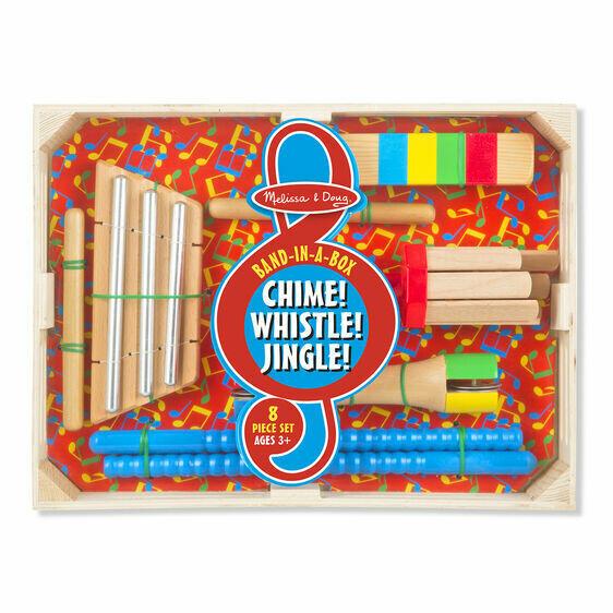 8961-ME Chime! Whistle! Jingle!