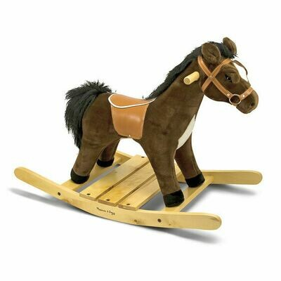 2137-ME Rock and Trot plus rocking horse