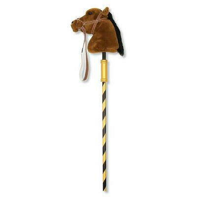 2176-ME Gallop-n-go Stick pony
