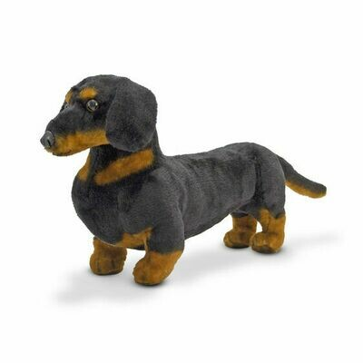 4854-ME Dachshund Dog