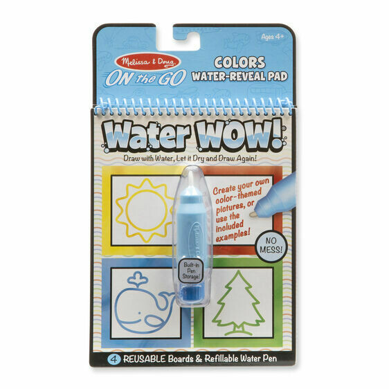 9444-ME Water WOW - Colors & Shapes
