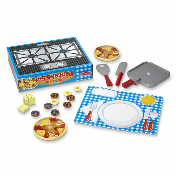 9342-ME Flip & Serve Pancake Set