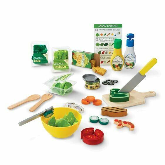 9310-ME Slice & Toss Salad set