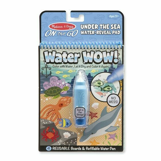 9445-ME Water WOW - Under the Sea