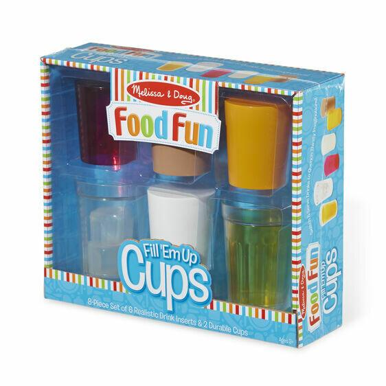 9542-ME Food Fun Fill'em Up cups