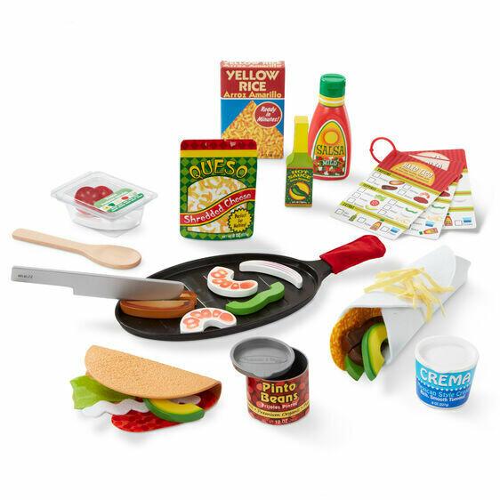 9370-ME  Taco & Tortilla Set