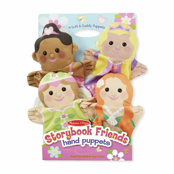 9083-ME Puppets - Storybook Friends
