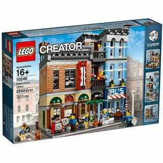 LEGO DETECTIVE'S OFFICE 2262PZS