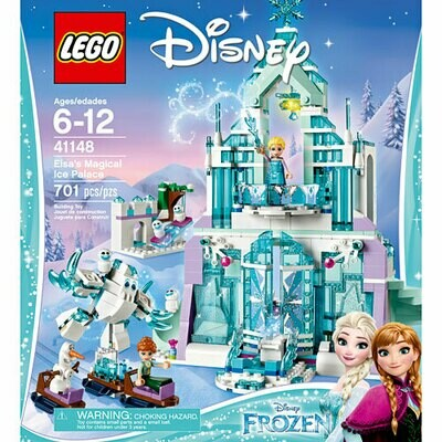 LEGO PRINCESS ELSA'S MAGICAL ICE PALACE