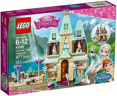 LEGO PRINCESS ARENDELLE CASTLE CELEBRATION