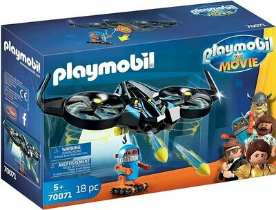THE MOVIE 70071 PLAYMOBIL