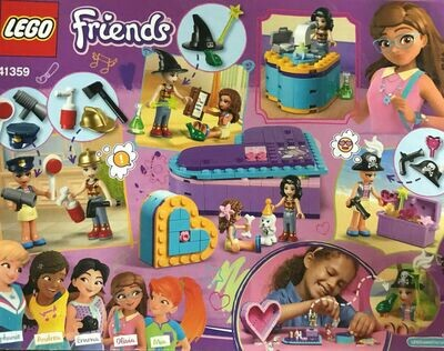 LEGO FRIENDS PACK AMISTAD CAJA CORAZON