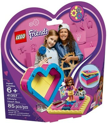 LEGO FRIENDS CAJA CORAZON OLIVIA