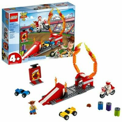 LEGO JUNIORS ESPECTACULO DUKE CABOOM