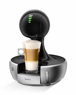 CAFETERA DOLCE GUSTO DROP MX55 SILVER