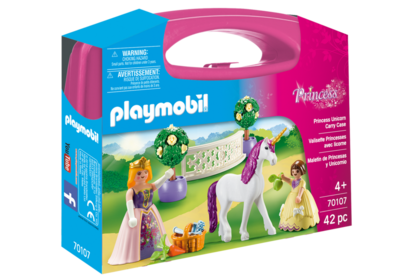 MALETIN GRANDE PRINCESS PLAYMOBIL