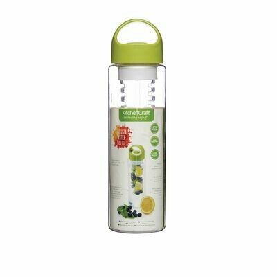 BOTELLA 500ML C/INFUSOR HEALTHY KCRFT