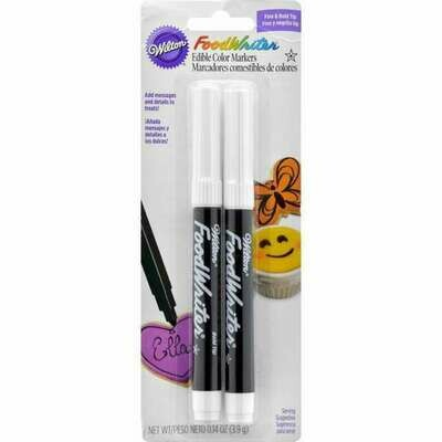 FOODWRITER 2PK BLACK WILTON