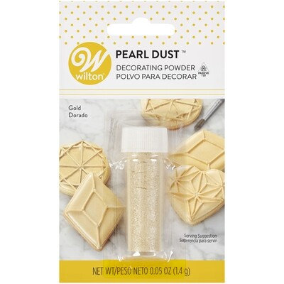 PEARL DUST GOLD WILTON