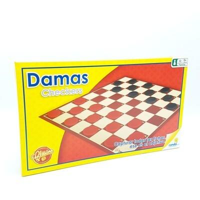 DAMAS CLASICO
