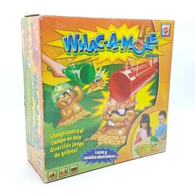 GAM WHAC-A-MOLE