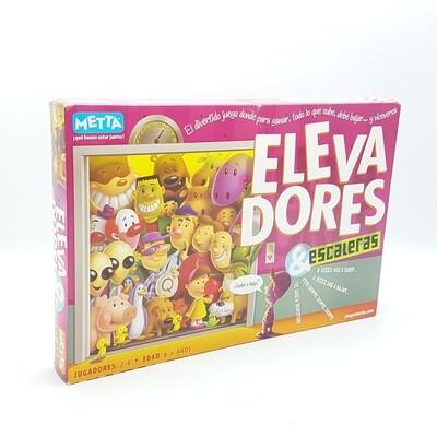 ELEVADORES Y ESCALERAS ENTRET.- JUEGOS METTA-0305
