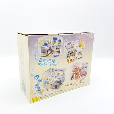 ROMPECABEZA 3D HABITACIONES M010 mix Y125