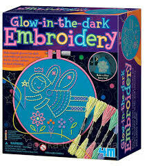Glow Embroidery Stitches 4M