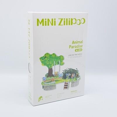 ROMPECABEZA 3D M003 Y781 ANIMAL PARADISE