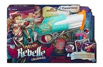 NERF REBELLE CHARMED DAUNTLESS
