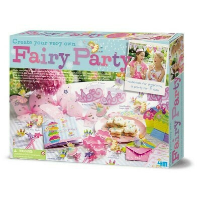 CREATE YOUR OWN FAIRY PARTY 4M