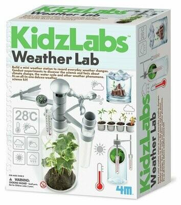 Kidz Labs Weather Lab 4M