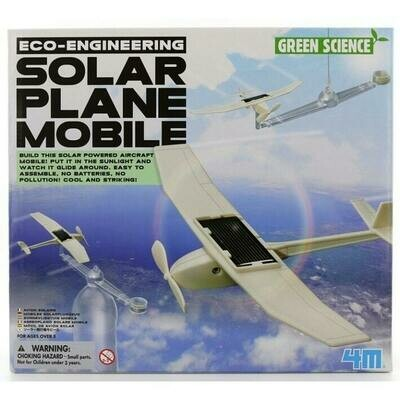 Eco Engineering / Solar Plane Mobile 4M