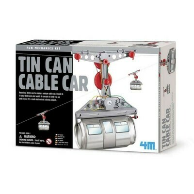 TIN CAN CABLE CAR 4M