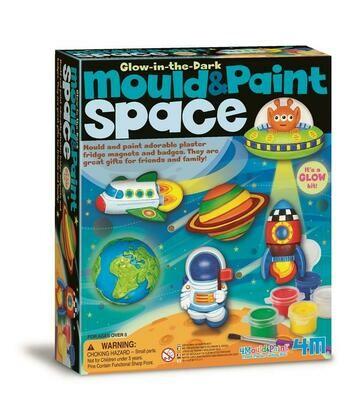 Mould & Paint / Glow Space 4M