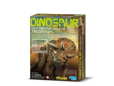 Kidz Labs / Dig a Triceratops Skeleton