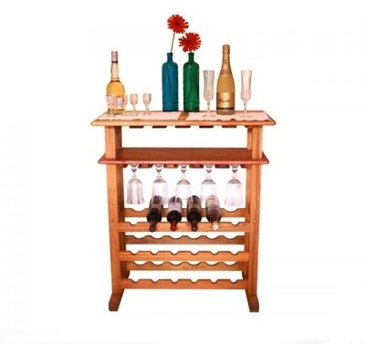 VINERO MINI BAR MADERA 1RA MD
