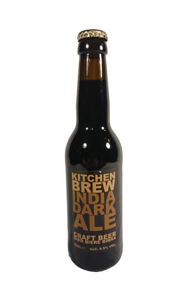 KitchenBrew India Dark Ale (Sixpack)