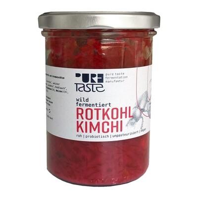 pureTaste Rotkohl-Kimchi