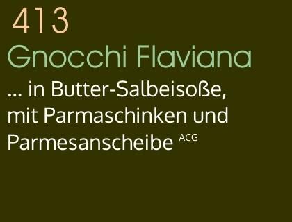 Gnocchi Flaviana
