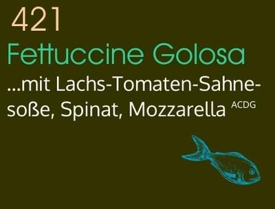 Fettuccine Golosa