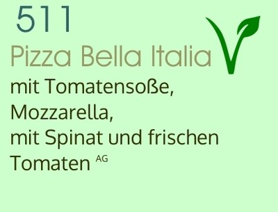 Pizza Bella Italia