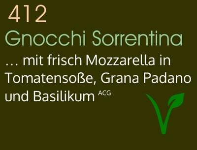 Gnocchi Sorrentina