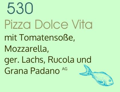 Pizza Dolce Vita
