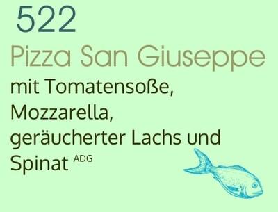 Pizza San Giuseppe