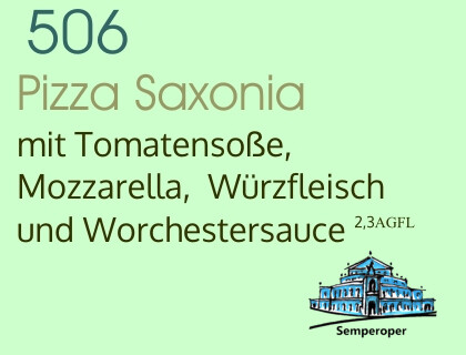 Pizza Saxonia