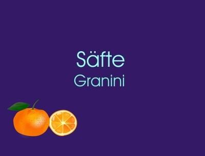 1L Flasche Granini Saft