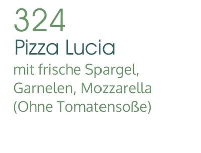 Pizza Lucia