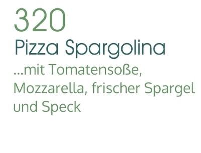 Pizza Spargolina
