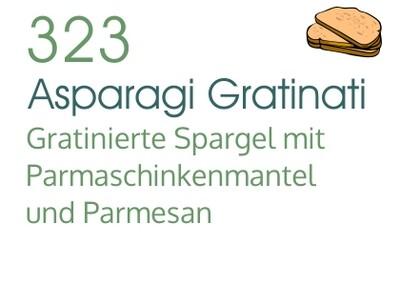Asparagi Gratinati